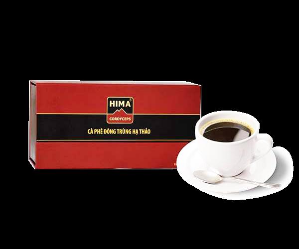Đông trùng hạ thảo cà phê 4 in 1