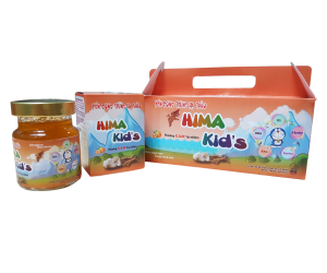 HIMA Kid's Hương cam